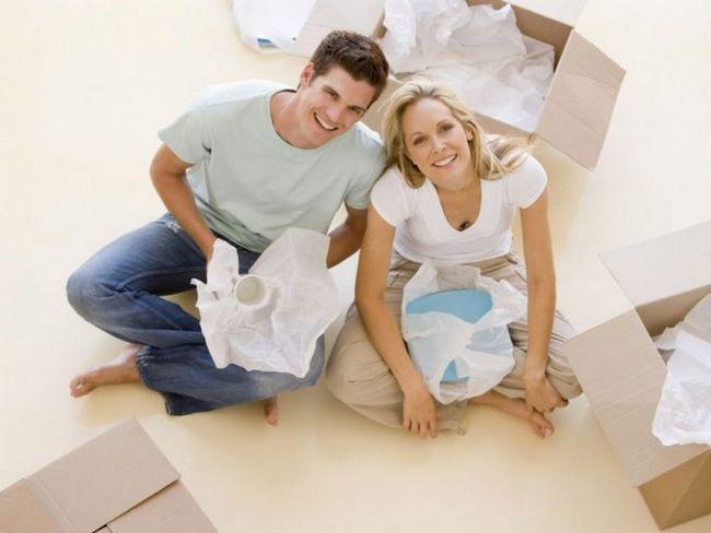 10 Лайфхак, які полегшать переїзд в іншу квартиру