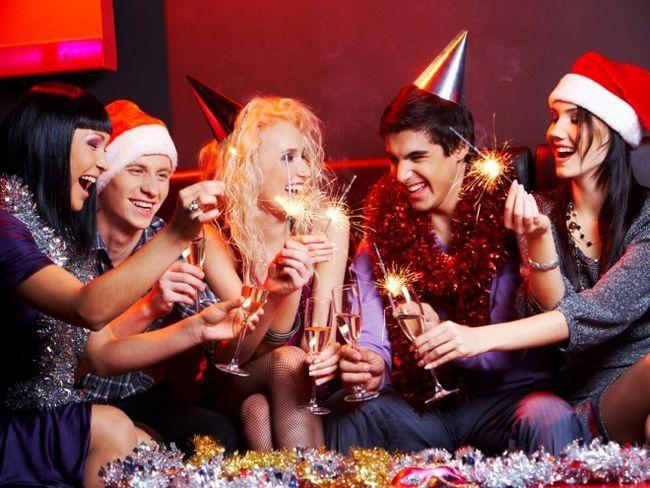 5 Ідей для новорічних вечірок