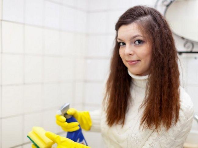 5 Корисних порад з прибирання ванної кімнати