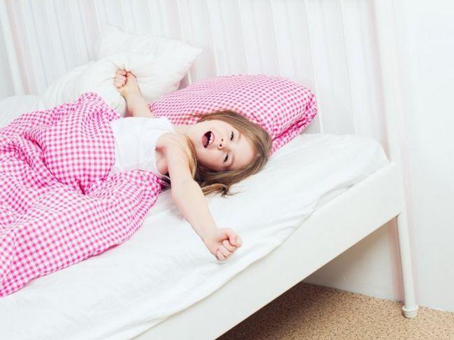 5 Рад, як легко розбудити дитину рано вранці