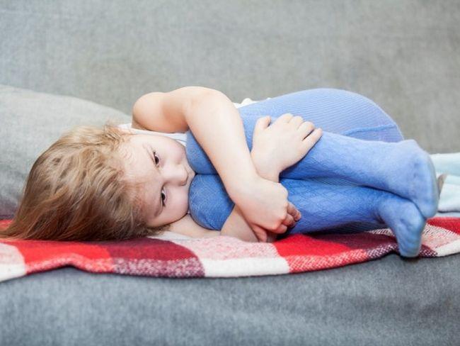 9 Чи прийме, за якими можна зрозуміти, що дитина проріджує стрес