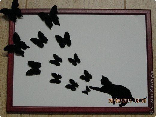 Аплікація метелик з барвистими крилами з різноманітних матеріалів, яку ви створите своїми руками разом зі своїми дітьми і поринете в світ дитячих фантазій