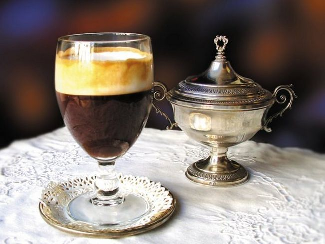 Бічерін - ароматний кавово-шоколадний напій