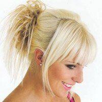 Блондування волосся в домашніх умовах, освітлення темних пасм