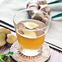 Чай з імбиром для схуднення, рецепт і корисні властивості кореня