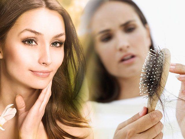 Що робити якщо сильно випадає волосся на голові