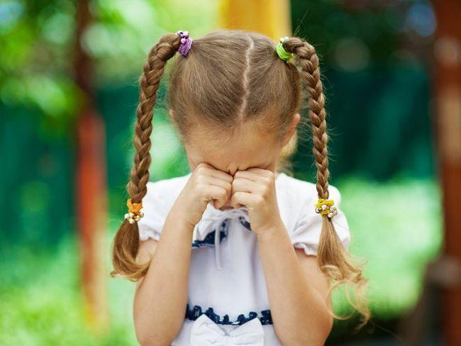 Що робити, якщо ваша дитина занадто чутливий?