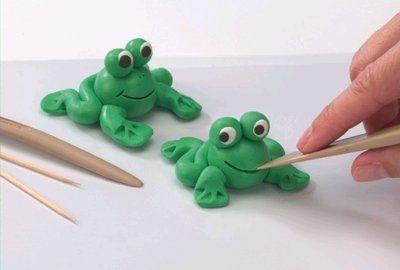 Що можна зробити з пластиліну своїми руками: ліпимо вироби з пластиліну разом з дитиною