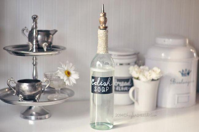 Диспенсер для мила з пляшки