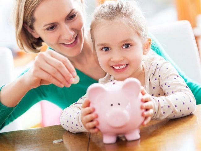 Діти і гроші - вчимо дитину розпоряджатися фінансами