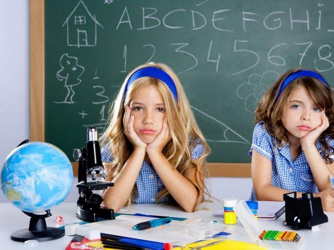 Діти в школі - 7 питань про школу і школярів