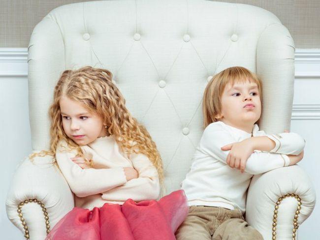 Дитячі конфлікти - захищати свою дитину?