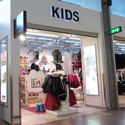 Дитячий магазин для дитини