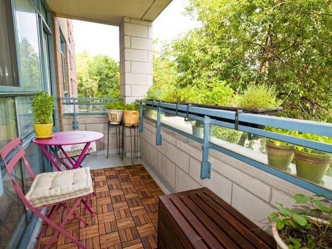 Дизайн балкона в квартирі - як організувати простір?