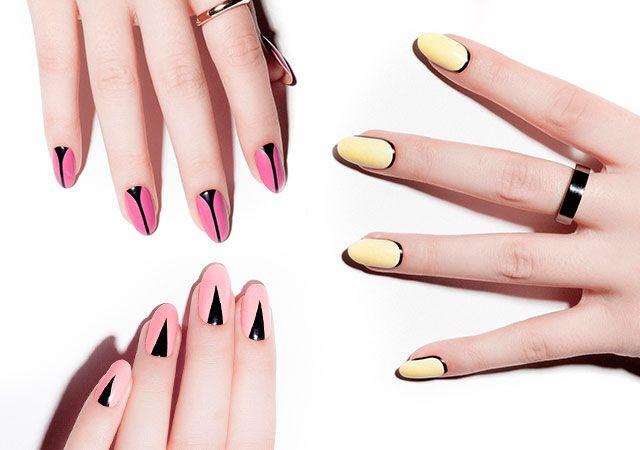 Дизайн нігтів фото гель лак