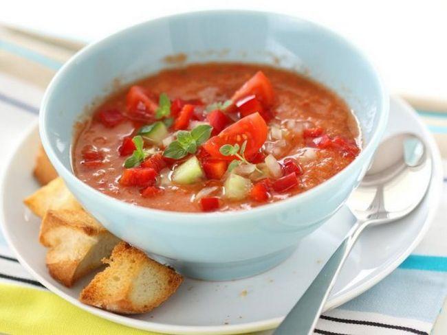 Гаспачо - суп, який не потрібно варити