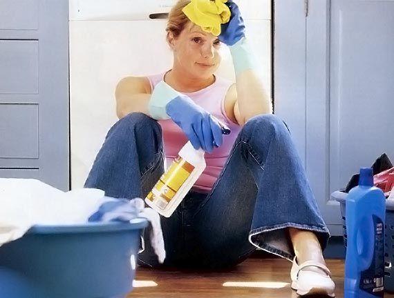 Генеральне прибирання - чистка м`яких меблів і килимів