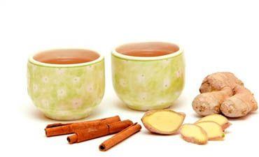 Імбирний чай для схуднення