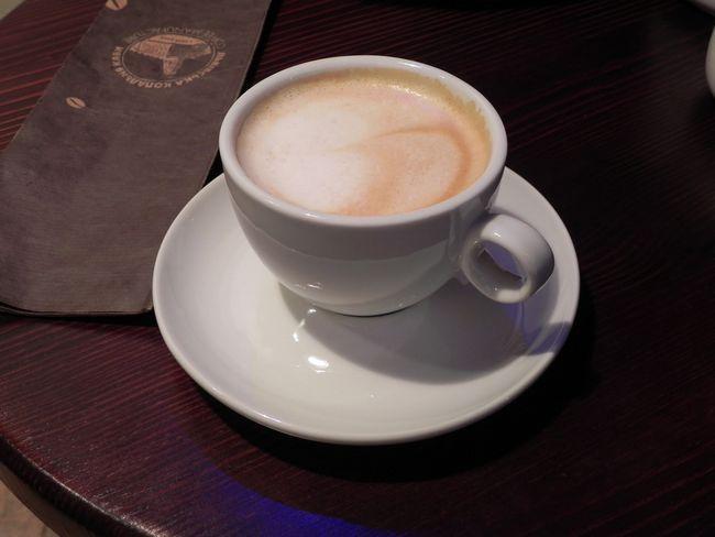 Як варити каву з пінкою?
