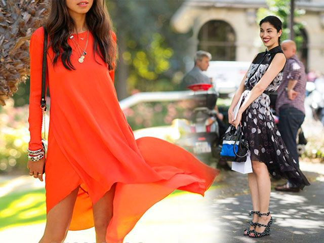 Як швидко зшити літнє плаття своїми руками фото і відео