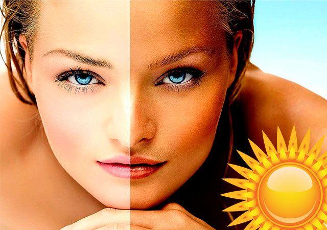 Як швидко засмагнути на сонці і в солярії