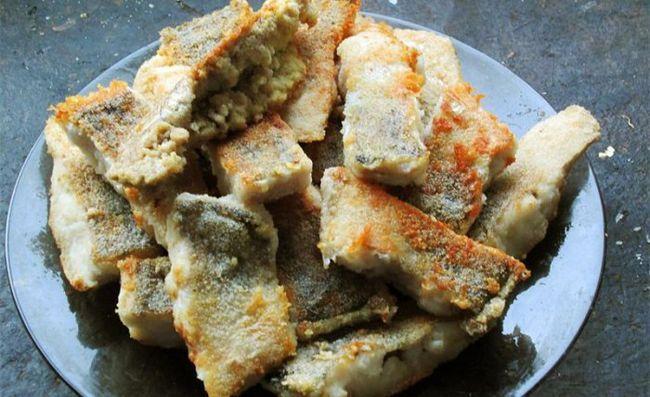 Як готувати рибу лин? Що можна зробити на швидку руку з лина?