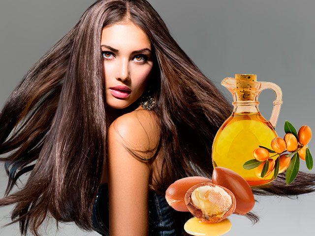 Як використовувати масло аргановое для волосся