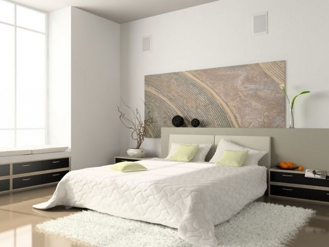 Як облаштувати спальню по фен-шуй?