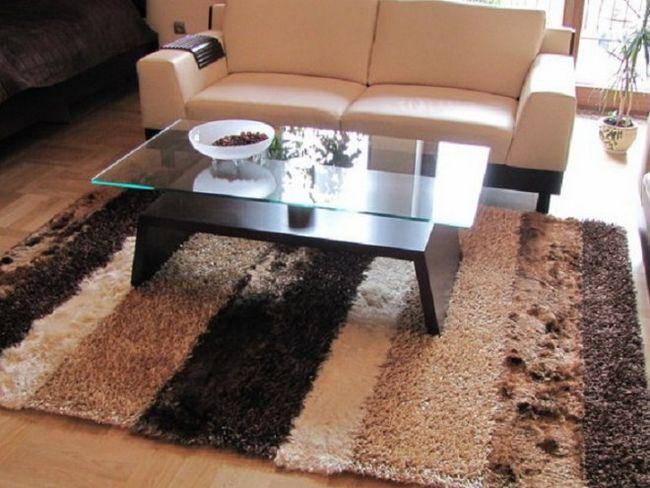 Як правильно підібрати килим на підлогу?