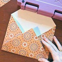 Як зробити конверт з листа а4, розглянемо кілька способів