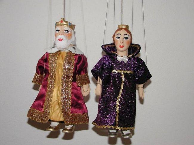 Як зробити ляльку з секретом?