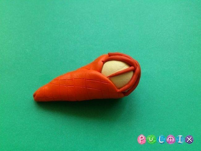 Як зробити морозиво з пластиліну або з маси для ліплення плей до для лялькового свята