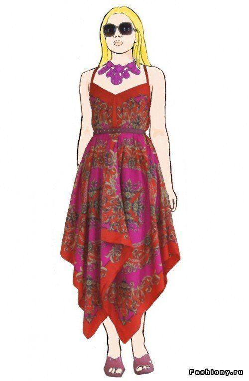 Як зшити плаття без викрійки - кілька варіантів стильних нарядів, які можна створити своїми руками без великих зусиль