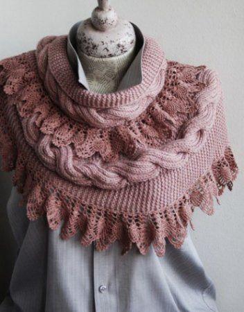 Як зв`язати шарф гачком для початківців: найпростіший спосіб, модель вів`єн, ажурна модель для жінок, варіант для чоловіків і для дітей - схеми додаються