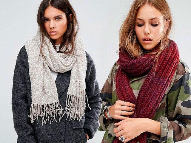 Як зв`язати шарф спицями - в`язання шарфа зі схемами та описом