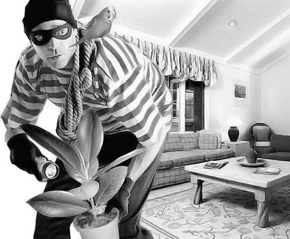 Як уберегти свою квартиру від злодіїв