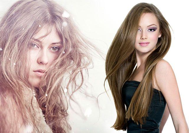 Як зміцнити волосся і зробити їх густими