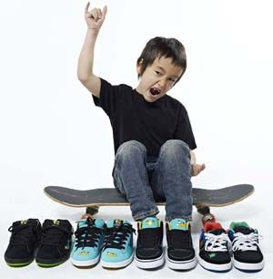 Кросівки для хлопчиків