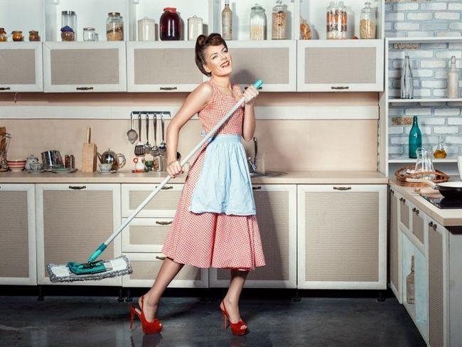 Як вибрати гарну швабру для підлоги?