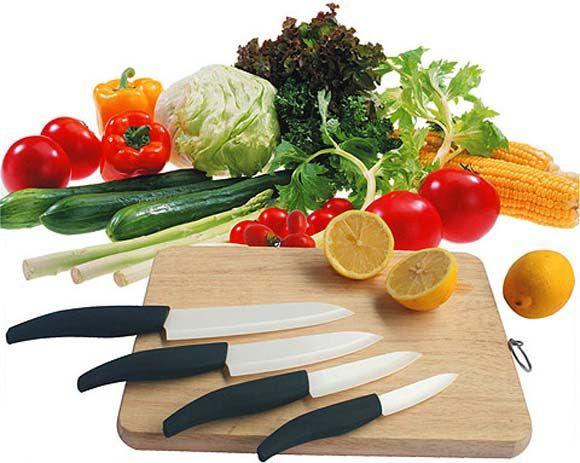 Як вибрати кухонний ніж