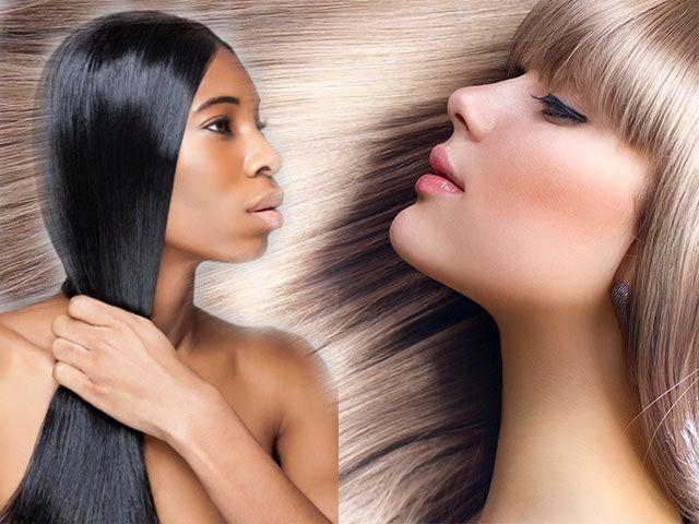 Як випрямити волосся в домашніх умовах без прасування і фена