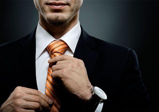Як зав`язати краватку покроково фото