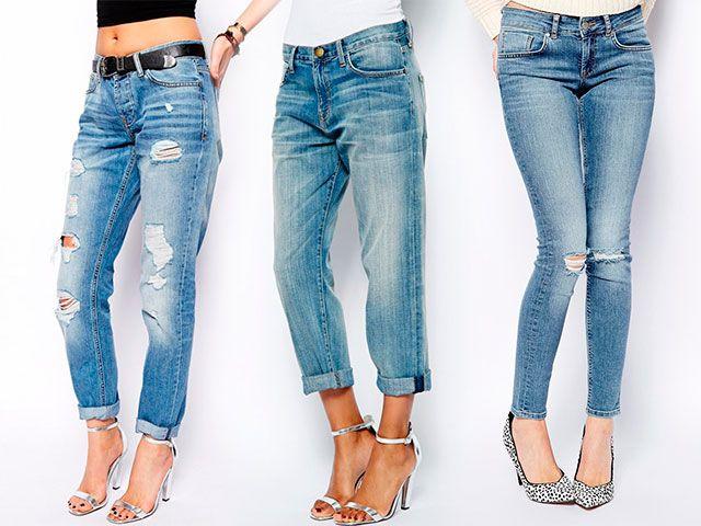 Які джинси модні в 2016 році