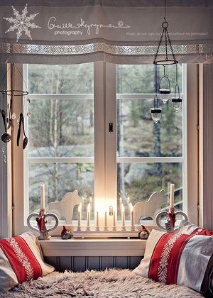 Як прикрасити будинок на новий рік