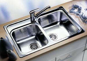 Яку мийку вибрати для кухні
