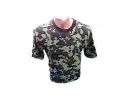 Камуфльовані футболки
