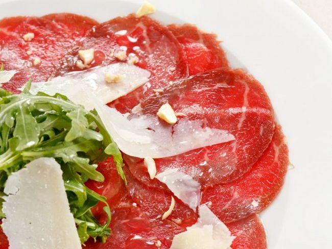 Карпаччо - секрети італійської кухні