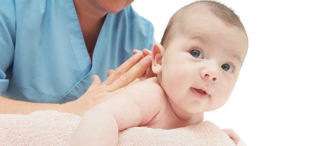 Коли дитині потрібен дитячий остеопат