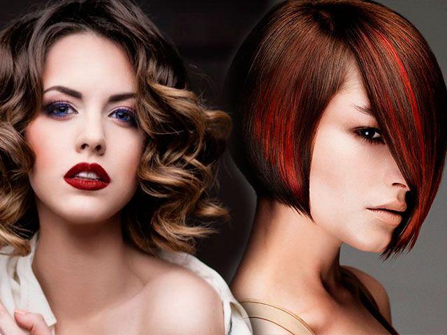 Колорування на темні і світлі волосся в домашніх умовах