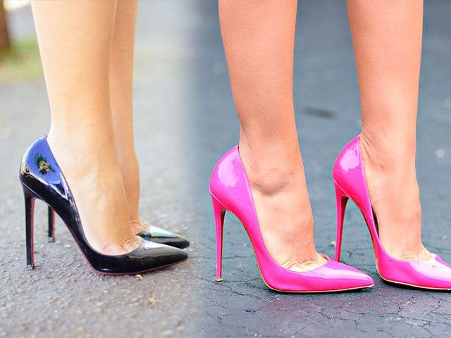 Красиві жіночі туфлі на високих і низьких підборах